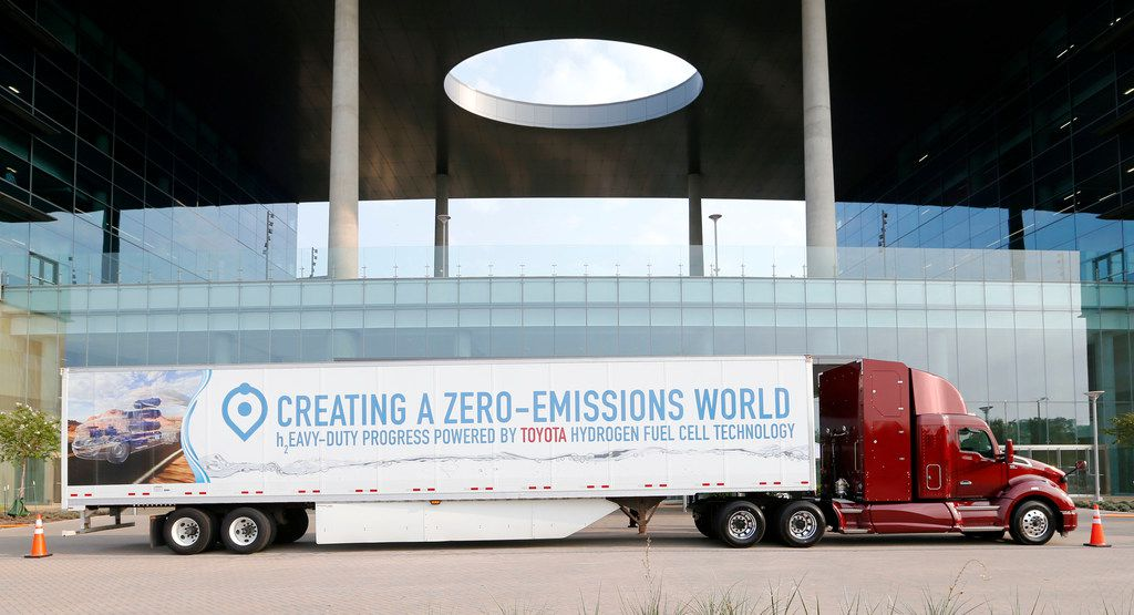 Why Toyota sees fuel cells, hydrogen-powered cars as key
