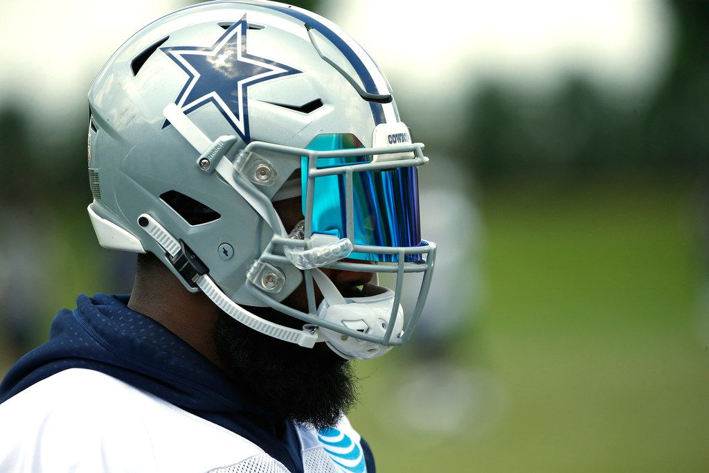 Mosley: 'The rushing title will come down to Ezekiel Elliott