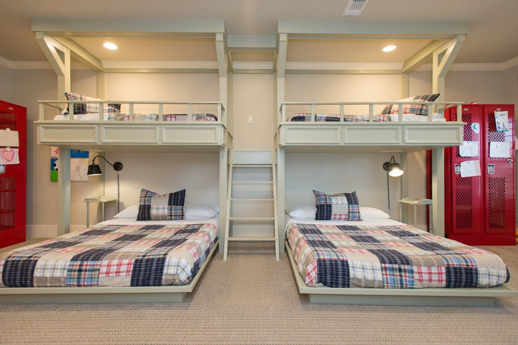 Bunk Beds Are Making A Big Comeback And Not Just With Kids