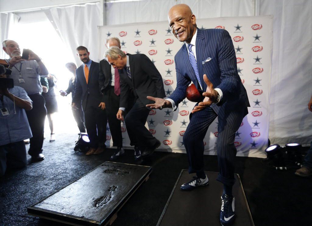 Drew Pearson Why Dez Bryant Might As Well Put His Ego
