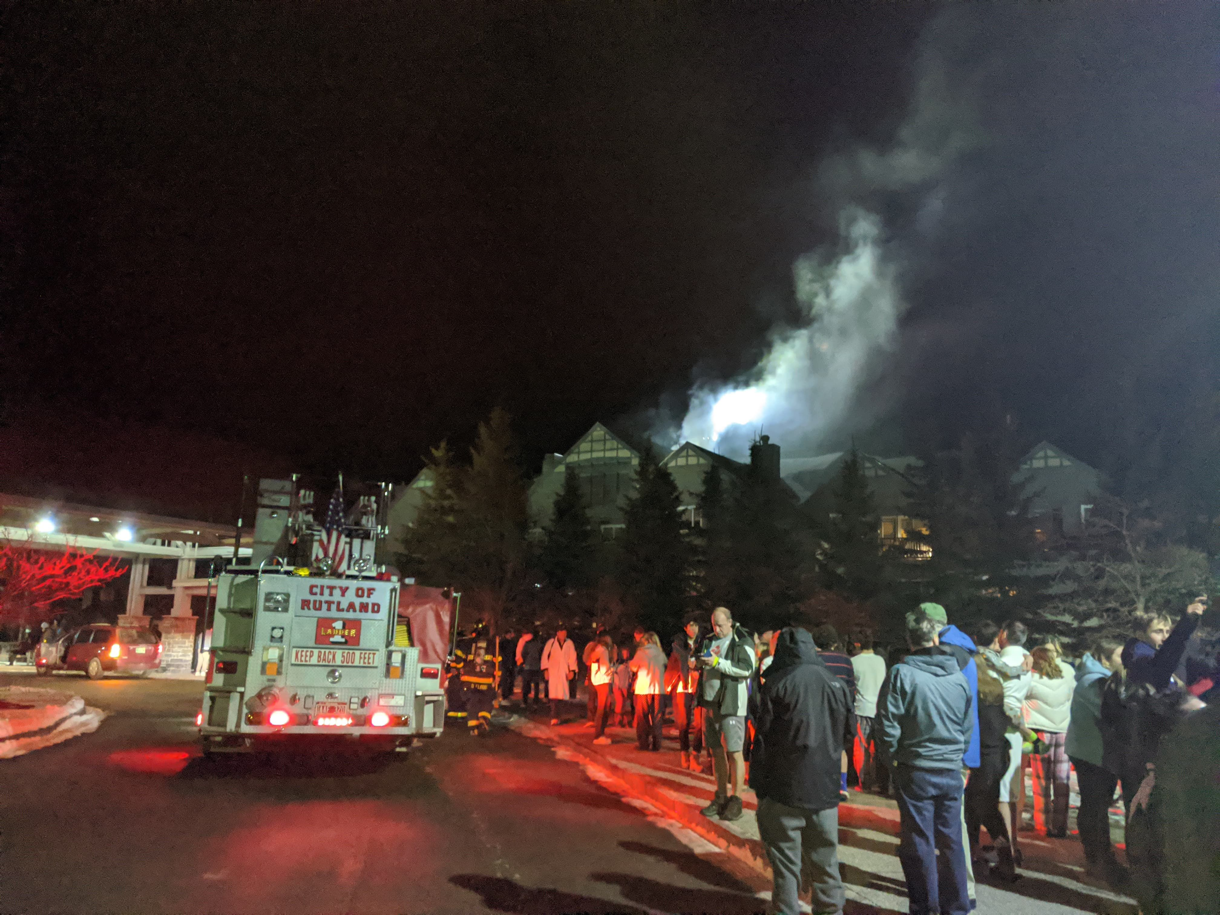 Guests Return To Rooms After Killington Grand Hotel Fire