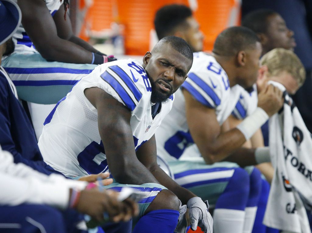 Why Dez Bryant Didn T Deserve To Be Cowboys Captain