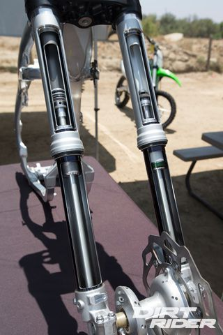 Showa Separate Function Triple Chamber Air Fork Explained