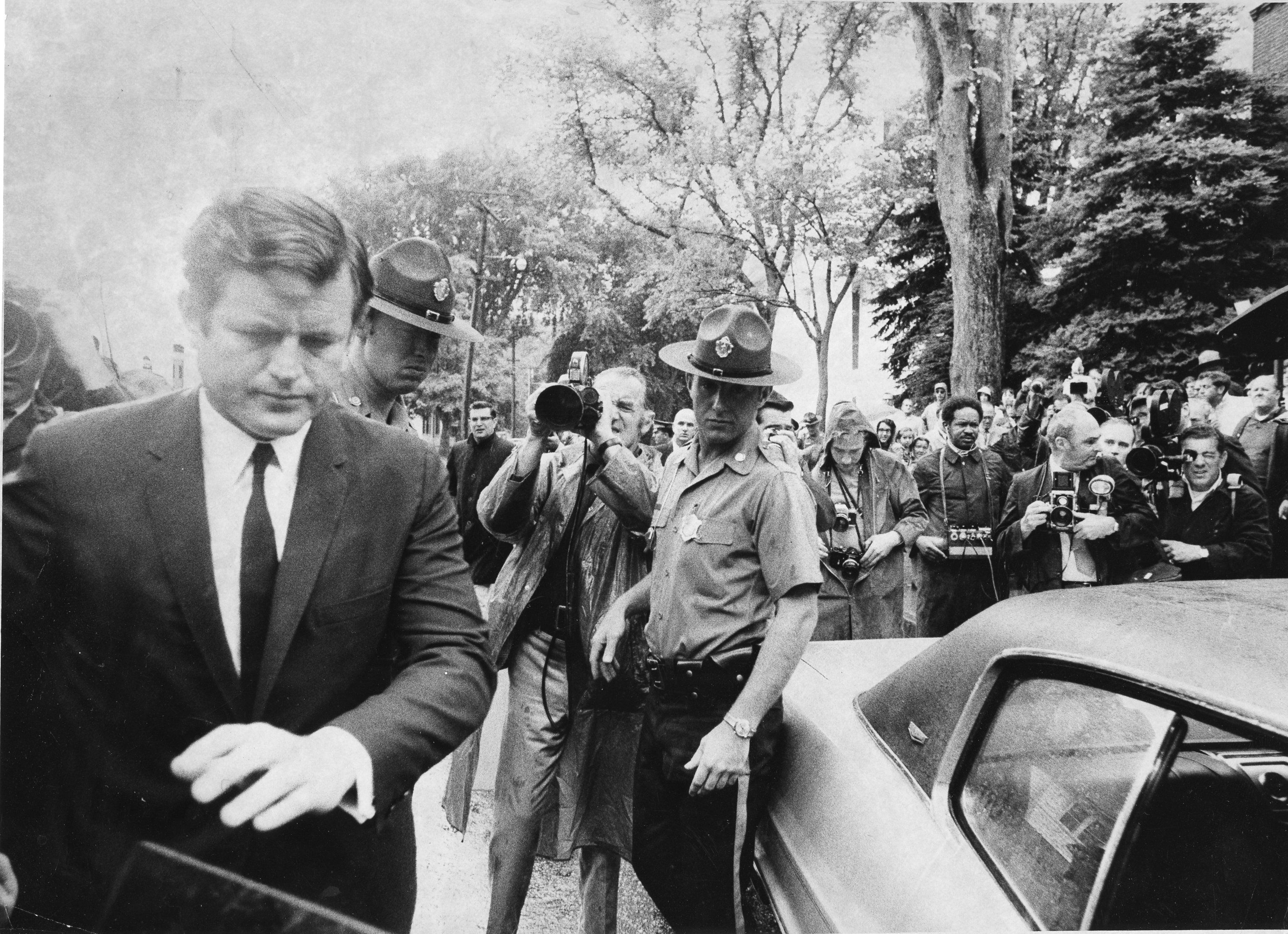 Chappaquiddick at 50: Ted Kennedy's long life in public service was