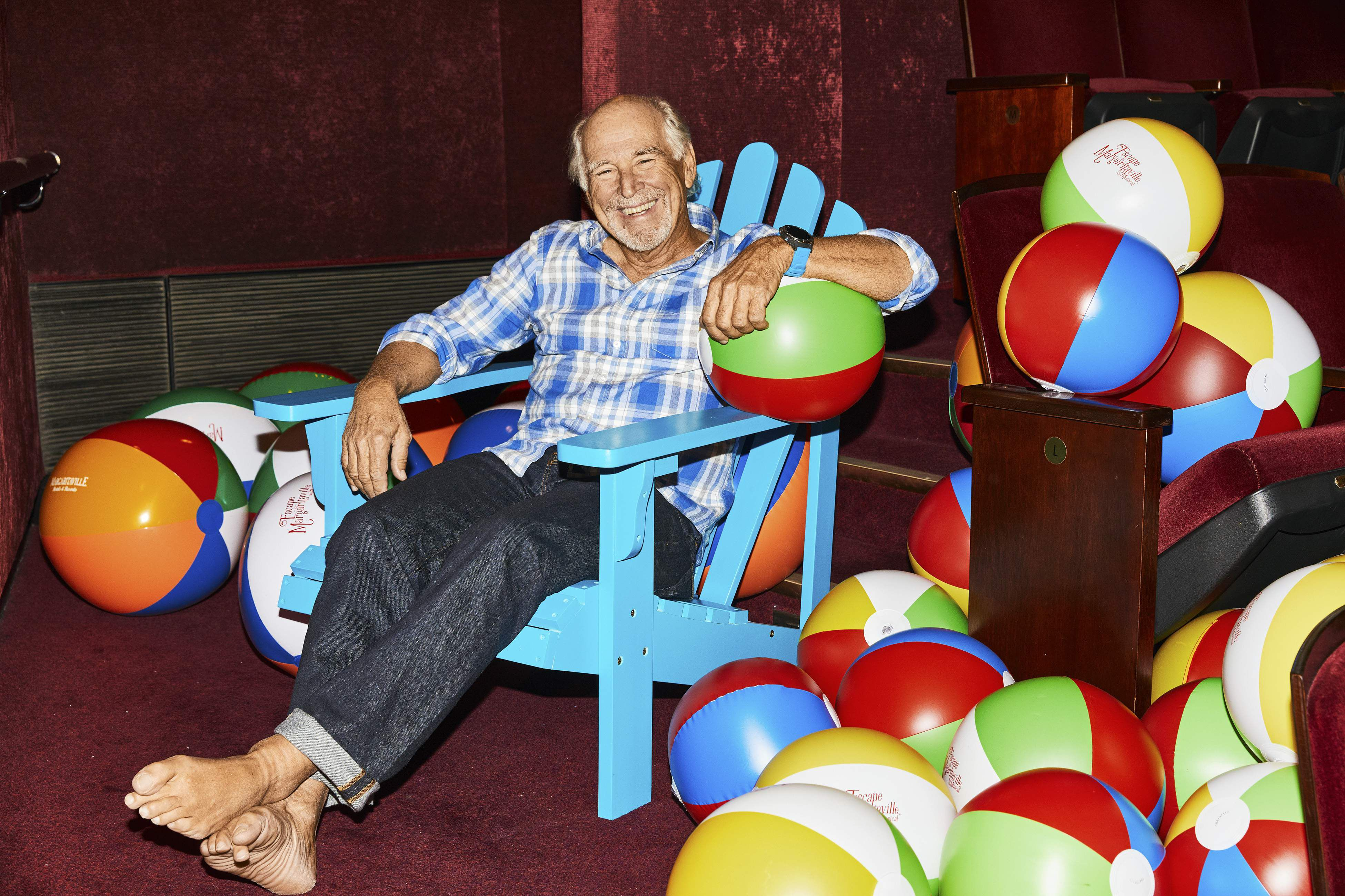 Even Jimmy Buffett does not live the Jimmy Buffett lifestyle