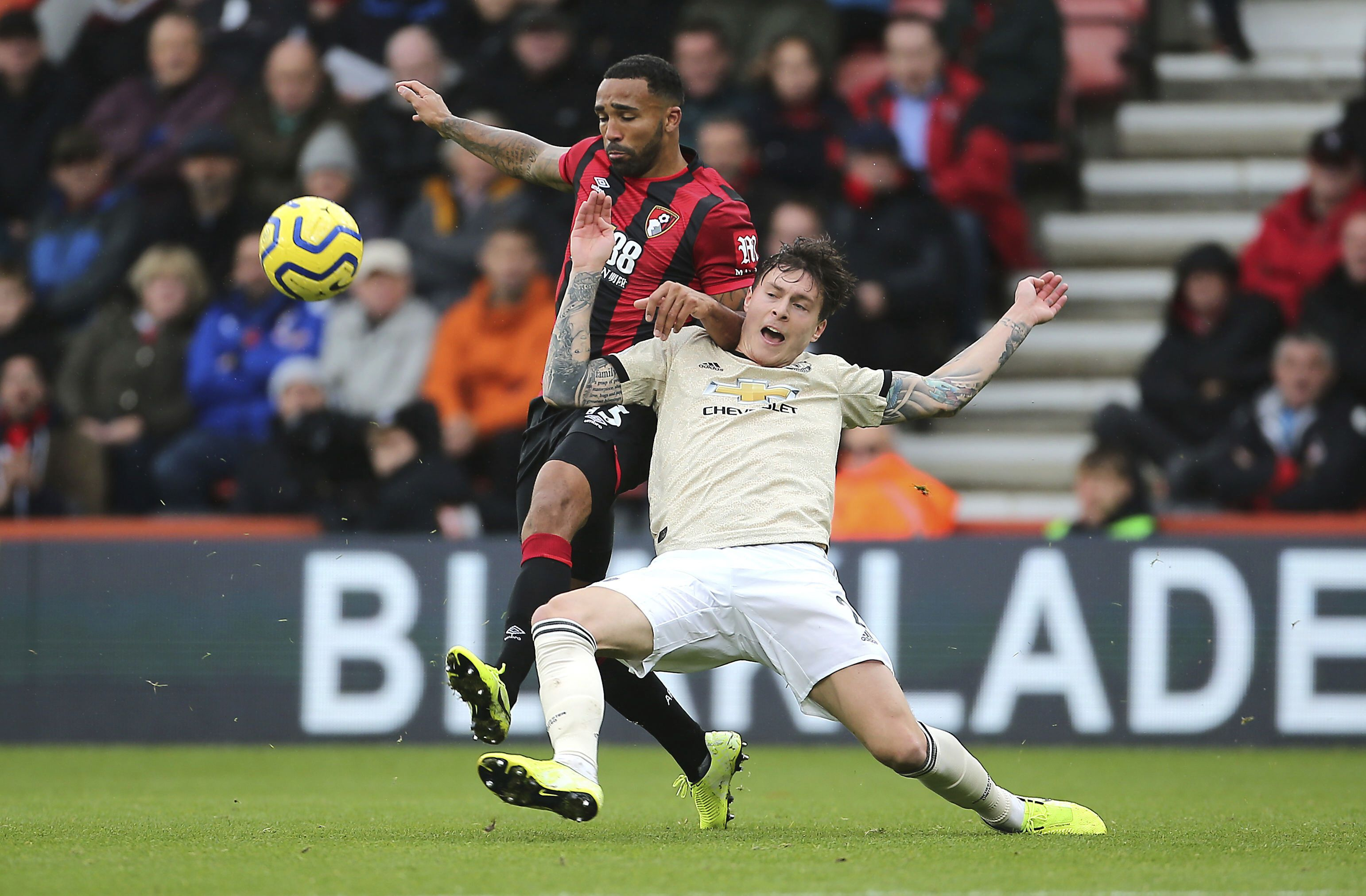 Manchester United Vs Bournemouth Live Stream Tv Channel Start Time How To Watch Premier League 2020 Syracuse Com