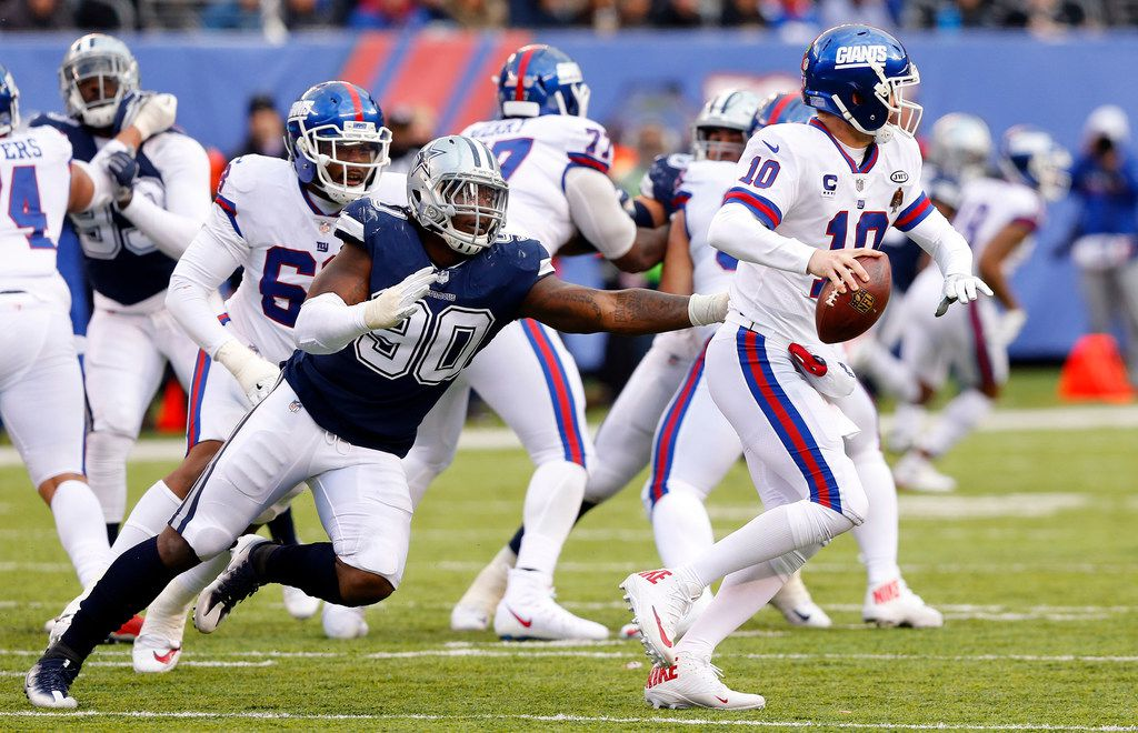 online retailer d6ddb 8a969 Film room: 3 key Cowboys-Giants matchups to watch, including ...