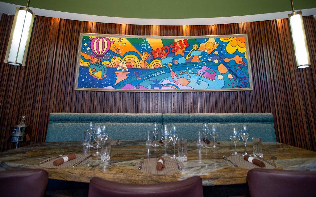 At Nosh Bistro Avner Samuel S 21st Restaurant In Dallas
