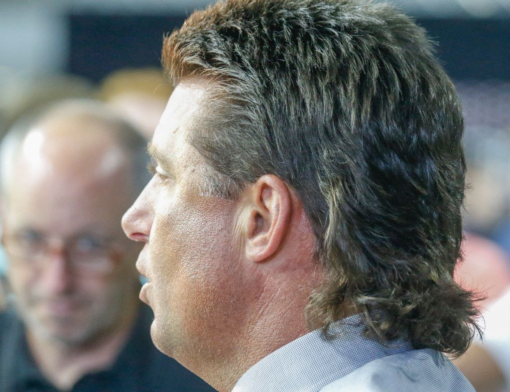 Despite Gundy S Mullet And Punter S Heisman Campaign Osu S