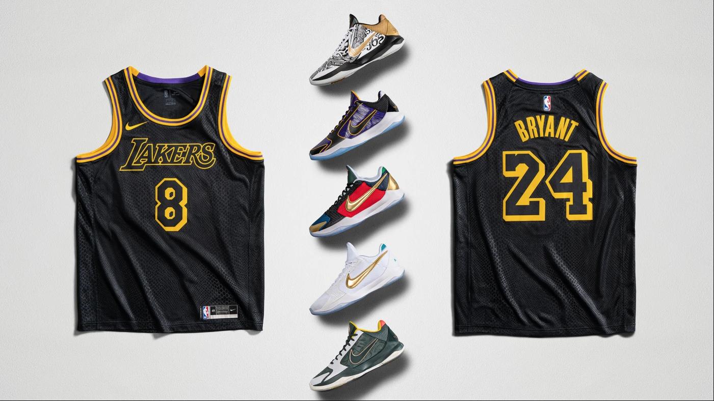 Mamba Week: Nike celebrates Kobe Bryant's legacy with new sneaker ...