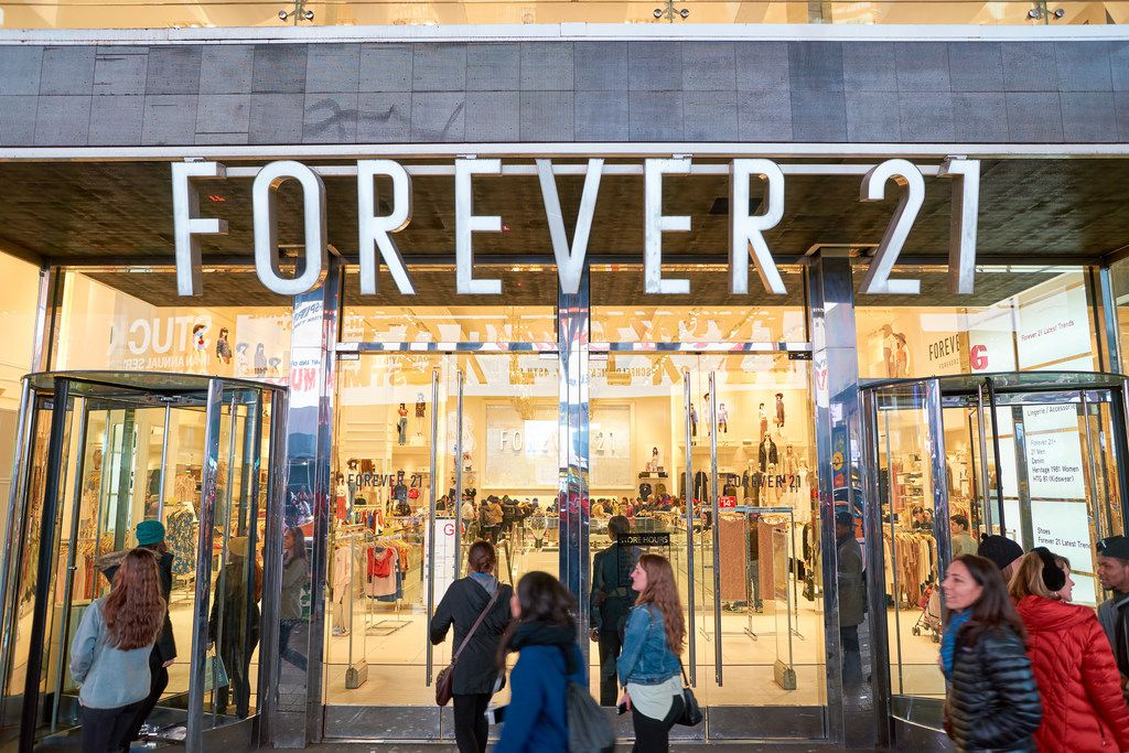 Has Forever 21 lost touch with teen shoppers?