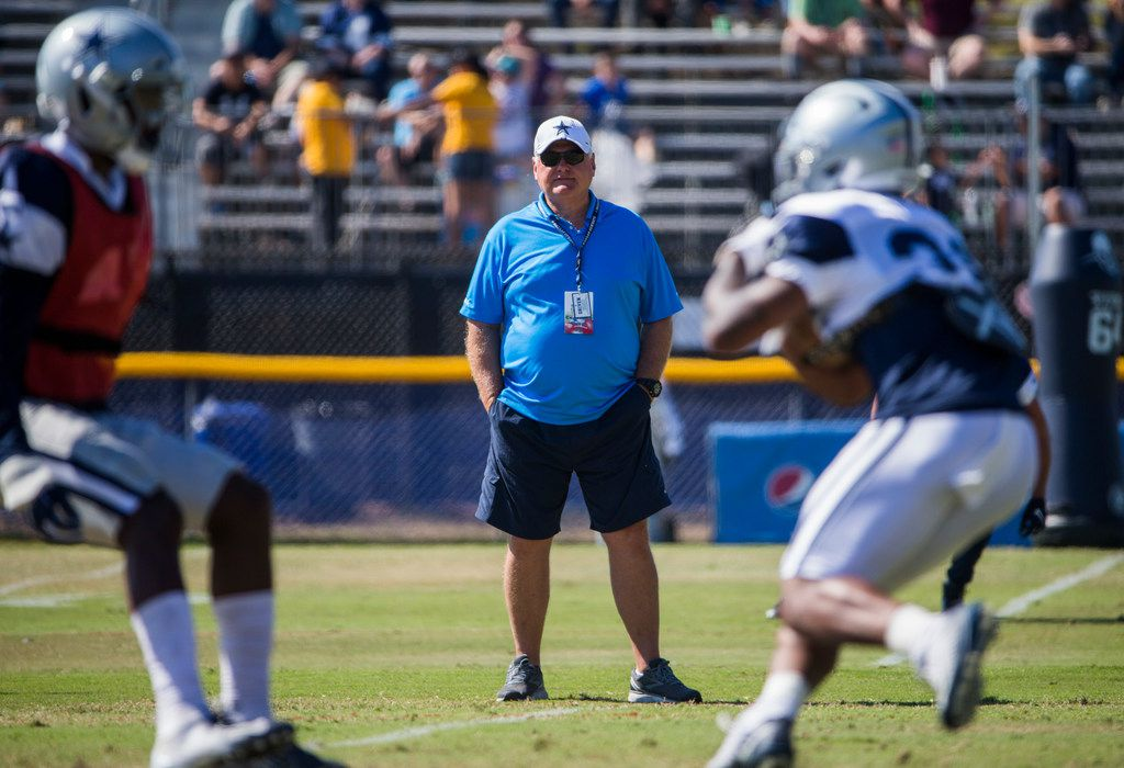 Former Rams Coach And Lifelong Dallas Fan Mike Martz Weighs In On The Cowboys After Visit To Training Camp