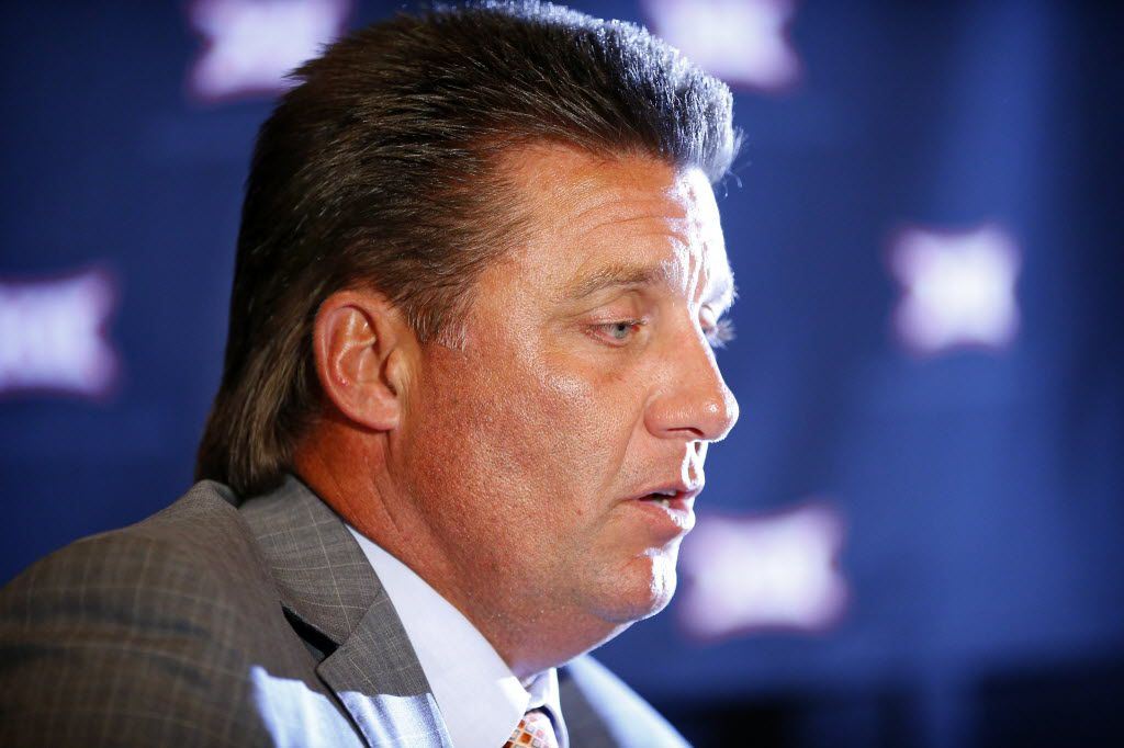 The Reason Oklahoma State Coach Mike Gundy Has This Glorious