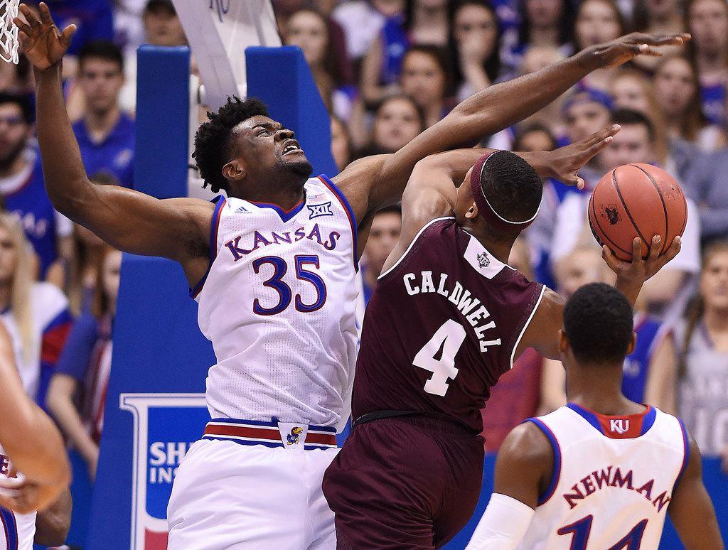 Texas A&M kicks guard J J  Caldwell off team, indefinitely