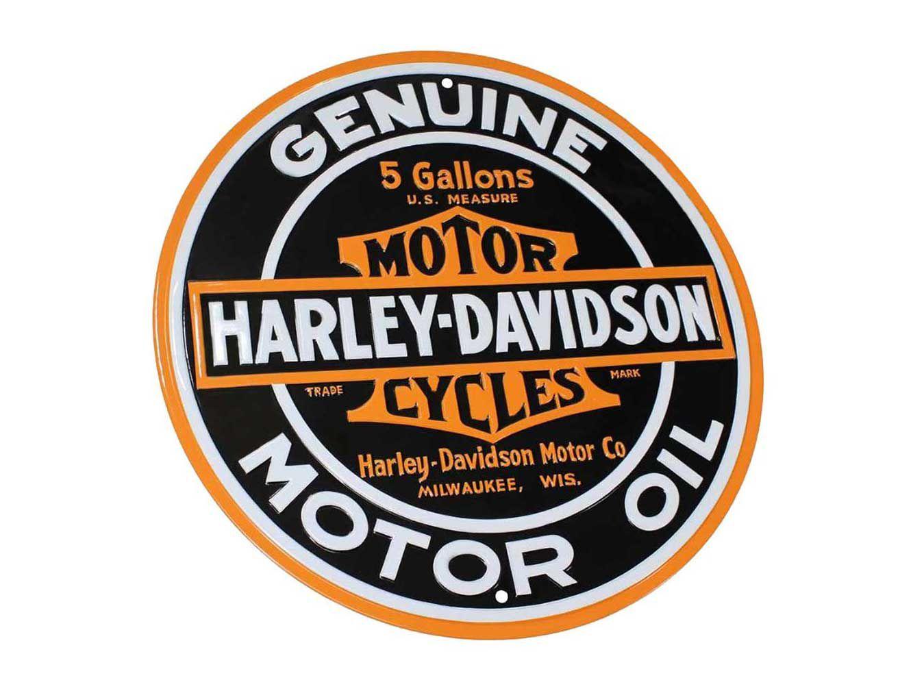 Italian Ducati Motorcycle RacingVintage Logo Reproduction Garage Sign
