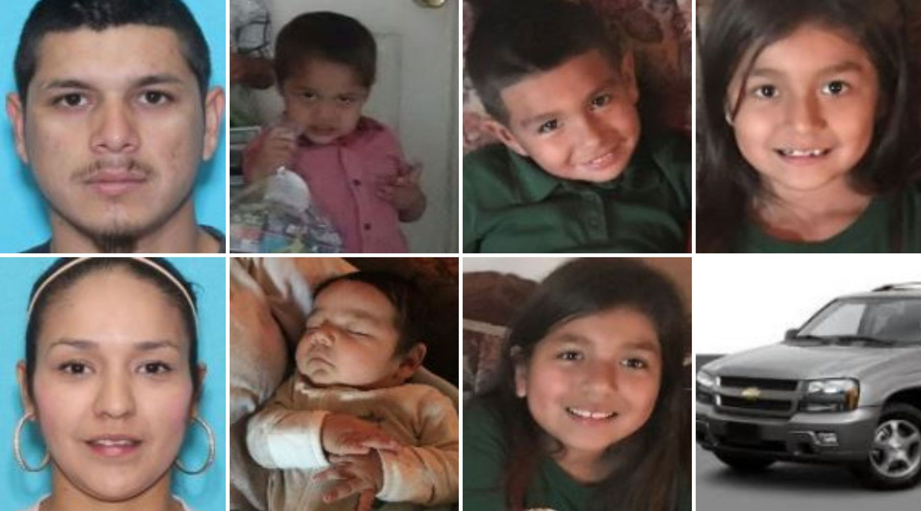 Amber Alert Issued For 5 Missing Texas Children Discontinued