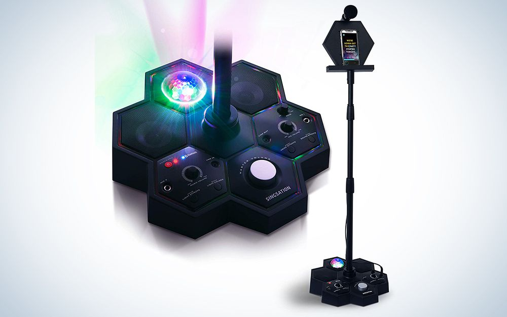 The best karaoke machines for a night out at home | Popular