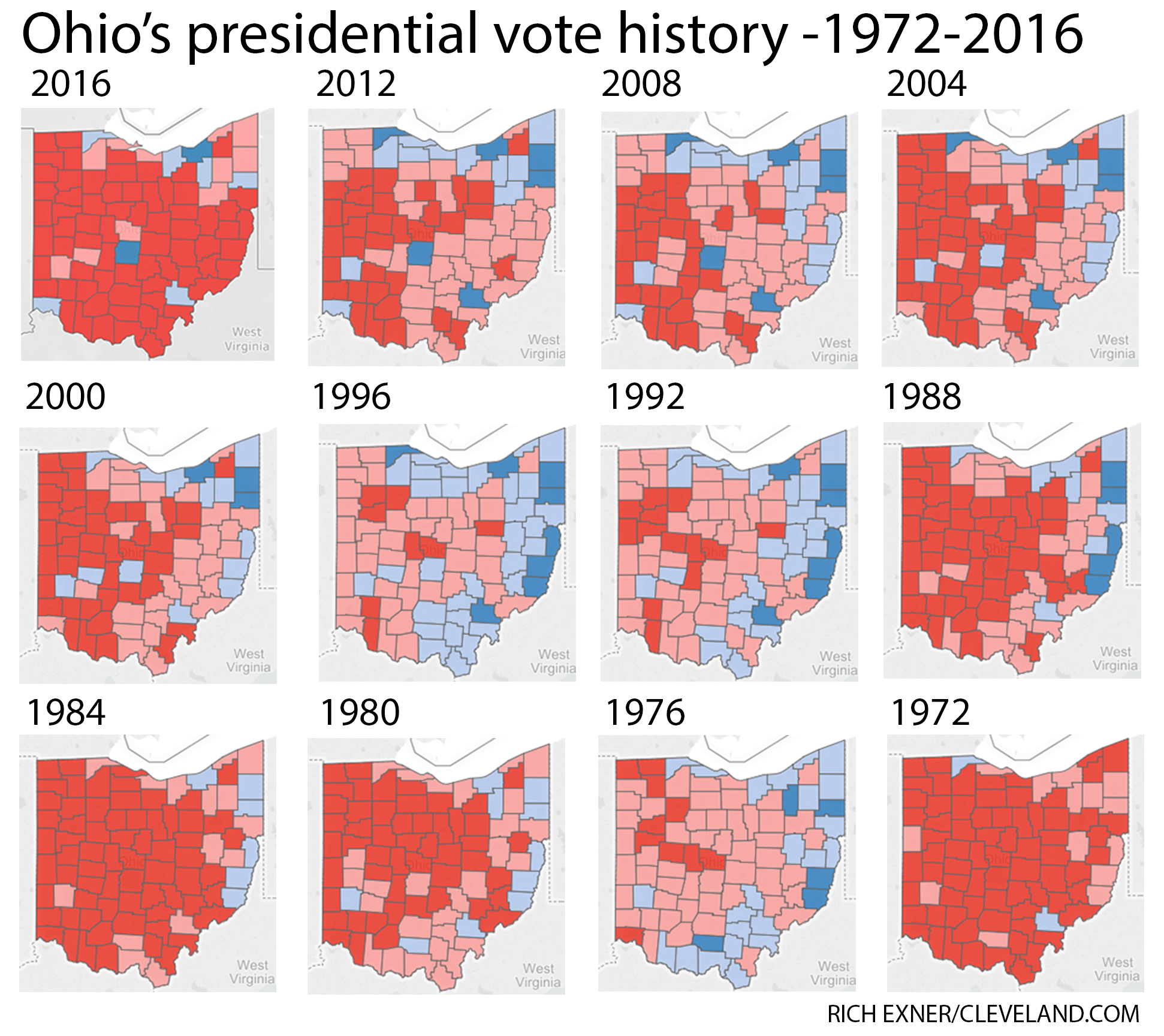 6 Things To Watch As Ohio S Presidential Election Returns Come In Tuesday Night Cleveland Com