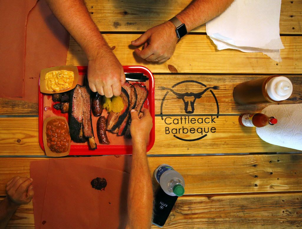 Texas Monthly ranks Cattleack as Dallas' best barbecue joint