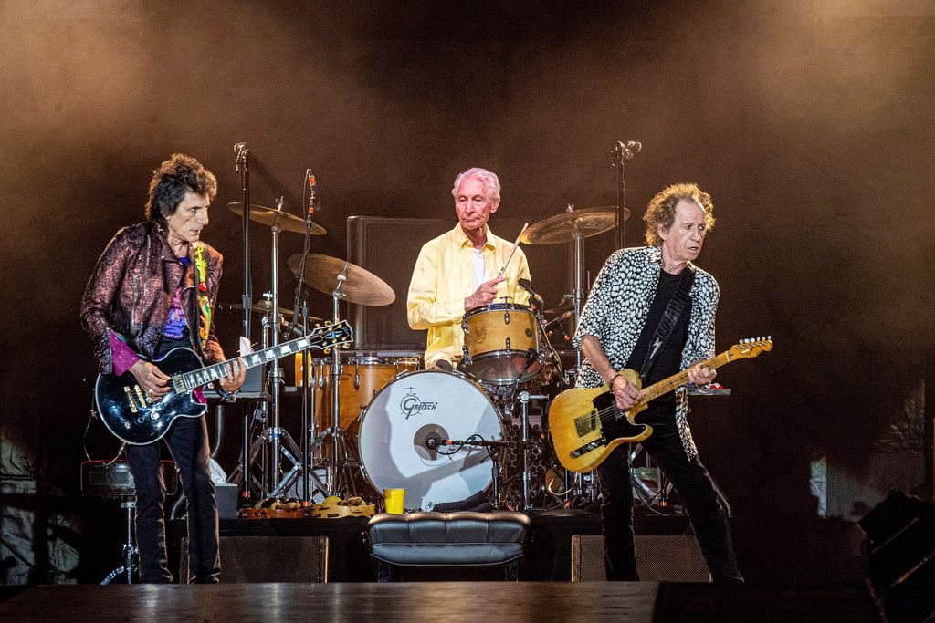 The Rolling Stones love Texas, and these three films prove it