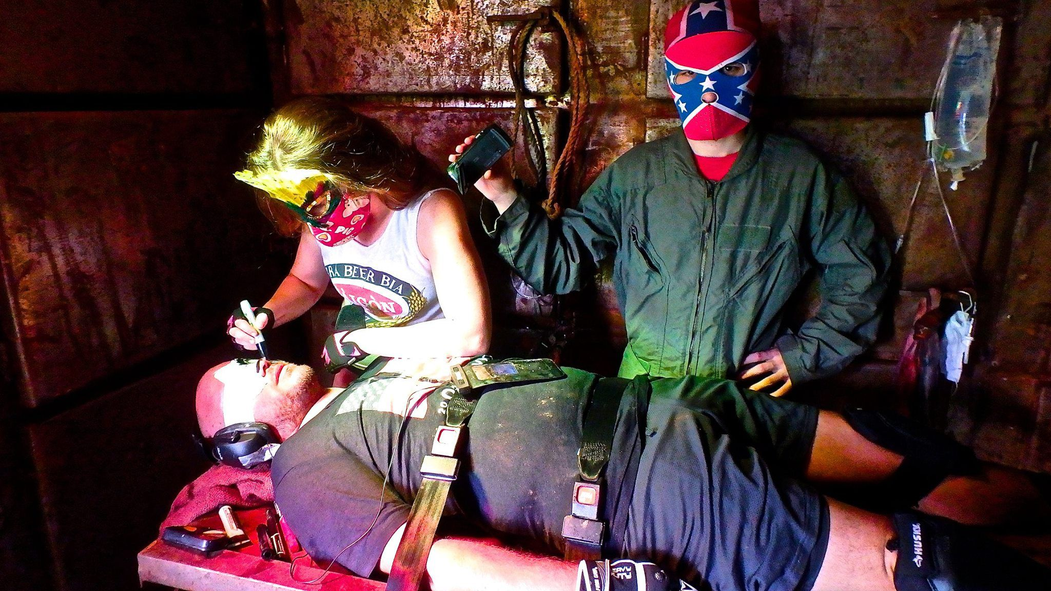 Extreme horror experience McKamey Manor opens near north