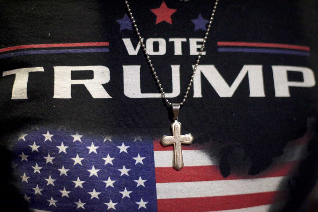 10 reasons you can't be a Christian and vote for Donald Trump