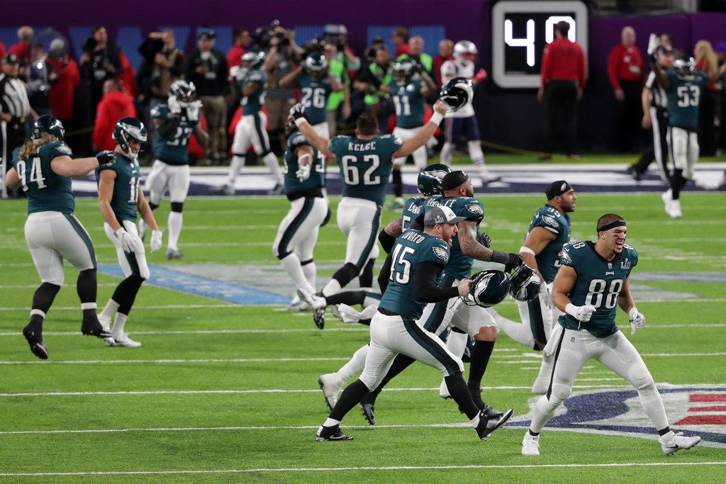 Twitter Reaction Eagles Beat Patriots In Super Bowl And Dez