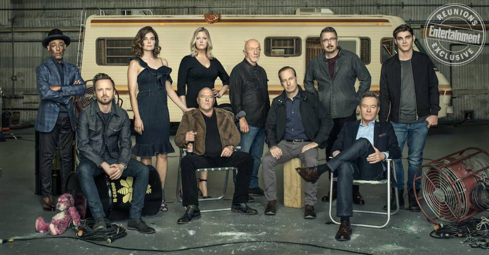Image result for breaking bad cast reunion