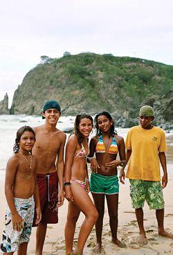 Beach teens nude Nude beaches,