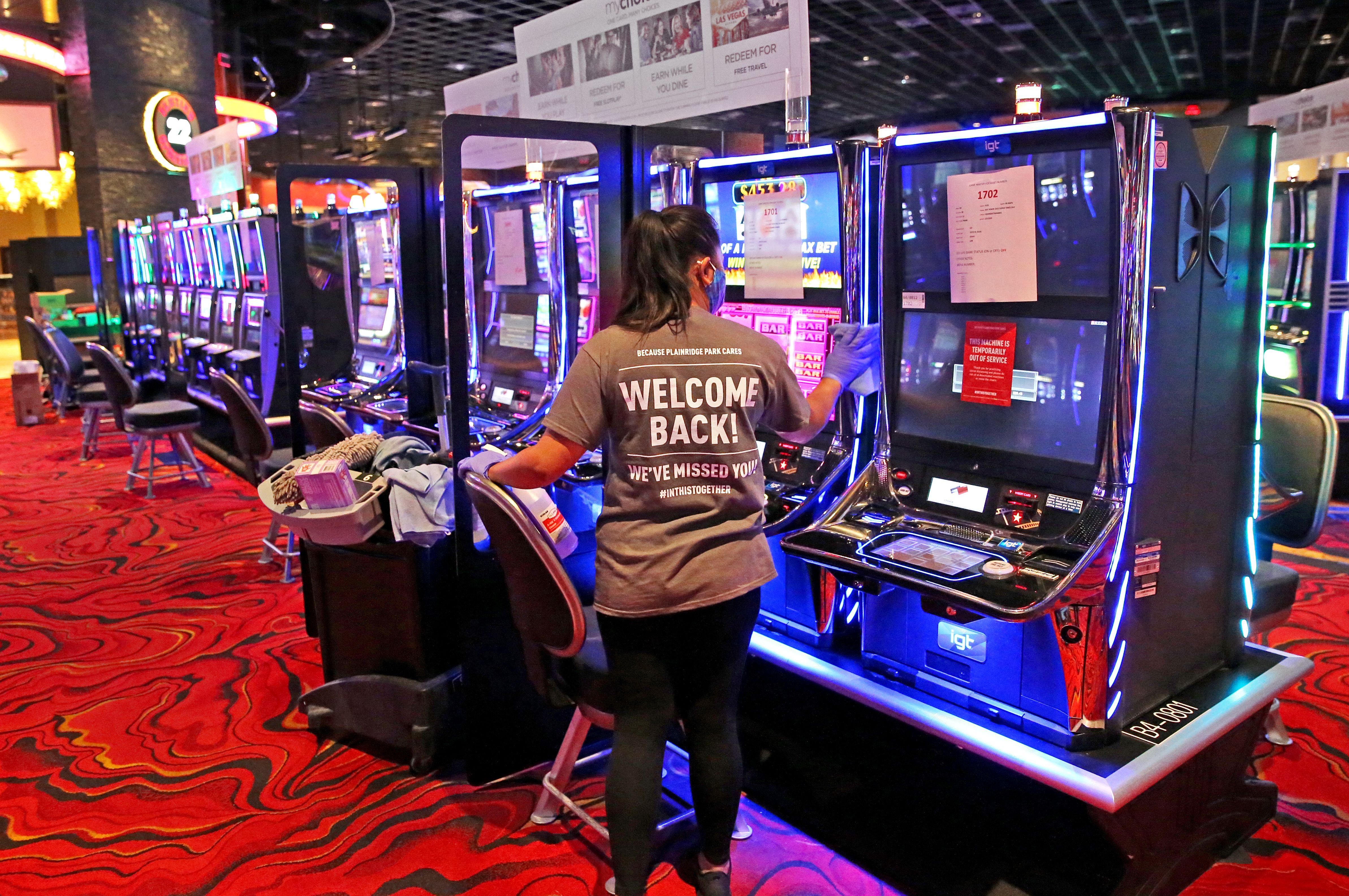 Plainridge Park Casino Slots
