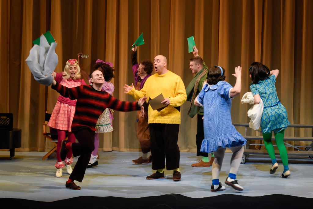 A Charlie Brown Christmas Play.Joy And Reassurance That It S Ok Not To Be Cool In A
