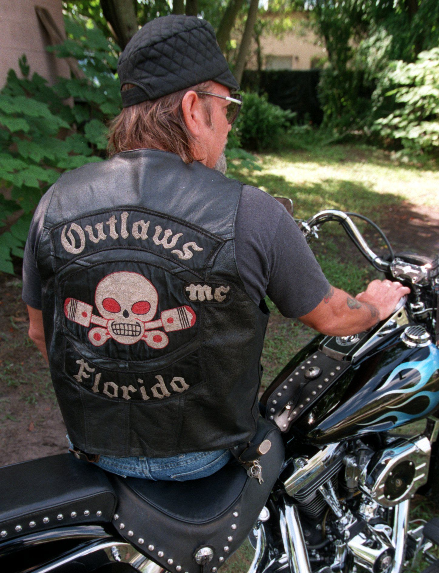 An Outlaws Motorcycle Club Leader S Assassination Adds To Tampa Bay S Bloody Biker Gang History