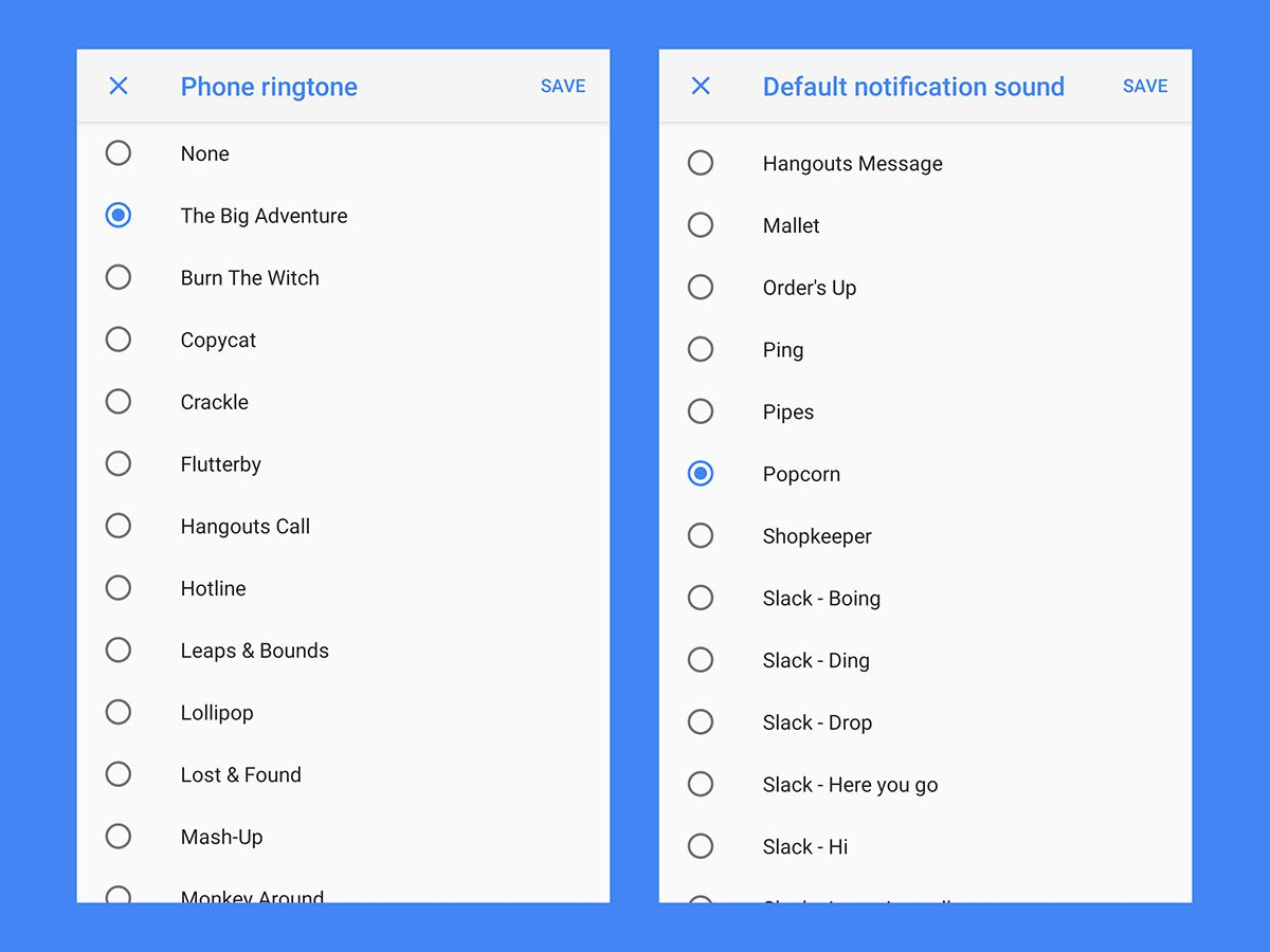 Default ringtones are boring  Here's how to make your own