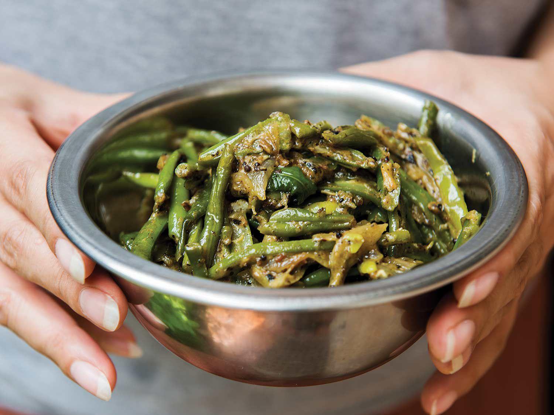 Sri Lankan Green Bean Curry