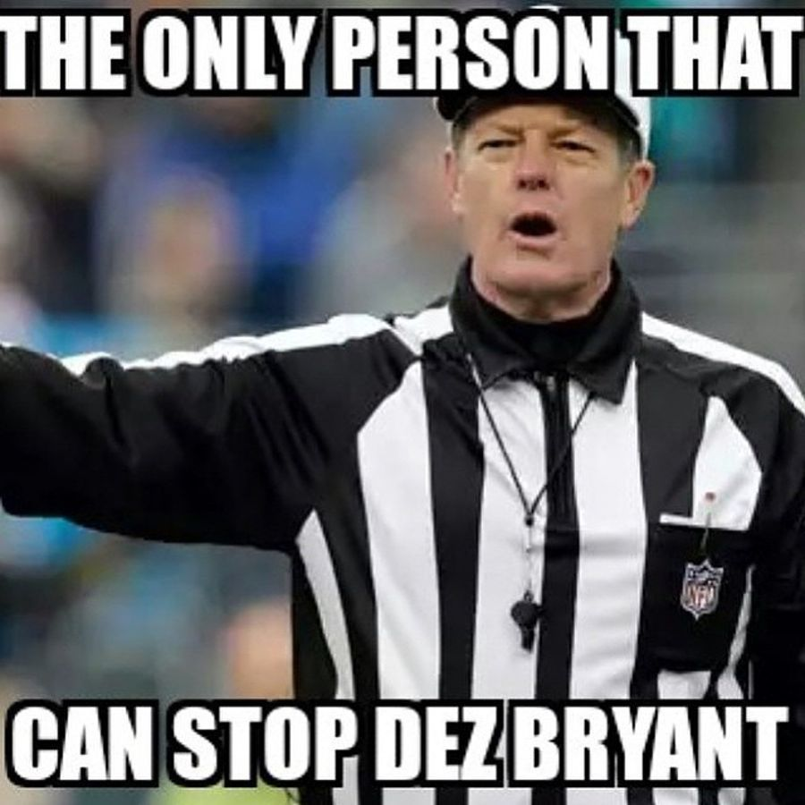 The 15 Funniest Memes From Cowboys Packers Bad Refs Russian Hackers