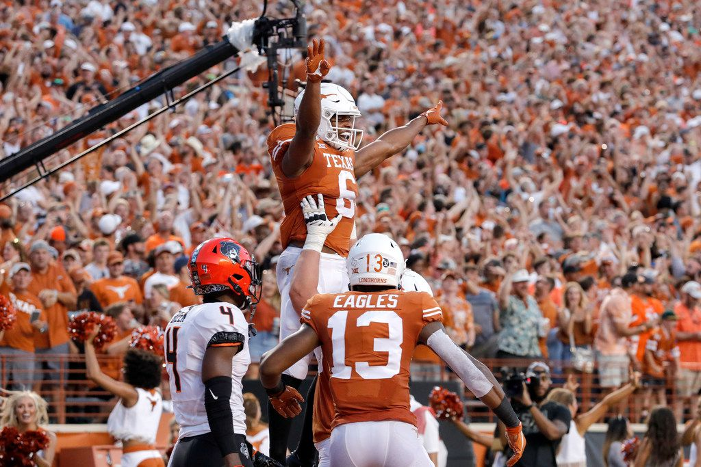 Longhorns Exploring Possibility Of Allowing 25 Of Stadium Capacity At Football Games
