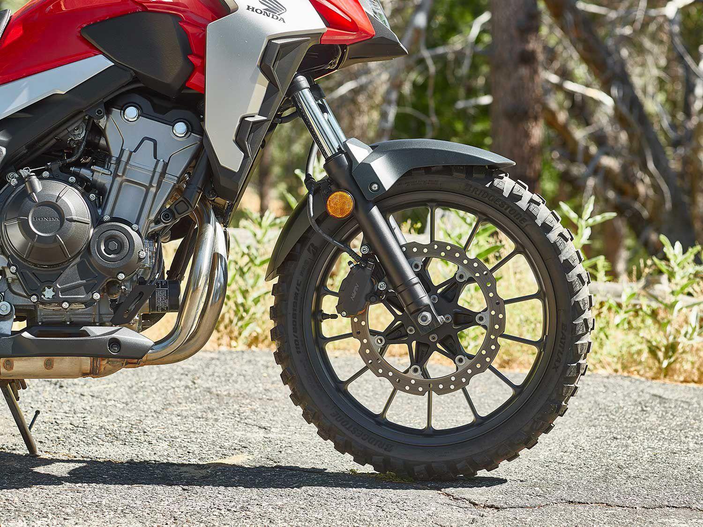 2019 Honda CB500X First Ride Review | Motorcyclist