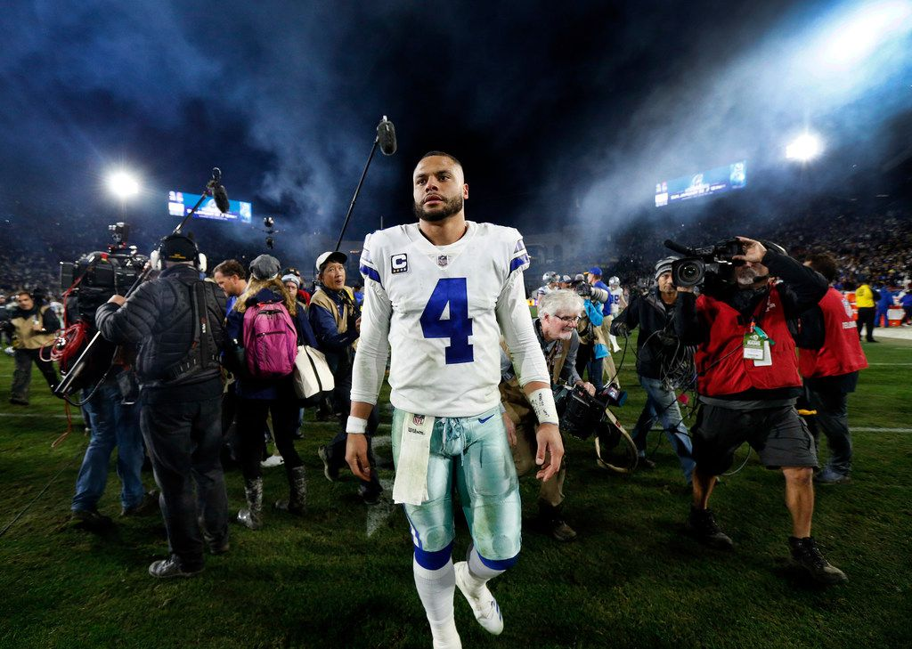 ESPN analyst: The Cowboys will be 2019 NFC East favorites