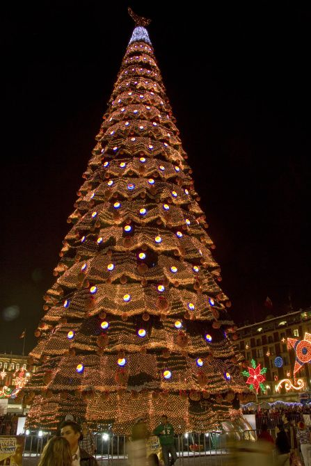 Christmas Vacation In Mexico.Head To The Heart Of Mexico City For A Christmas Vacation