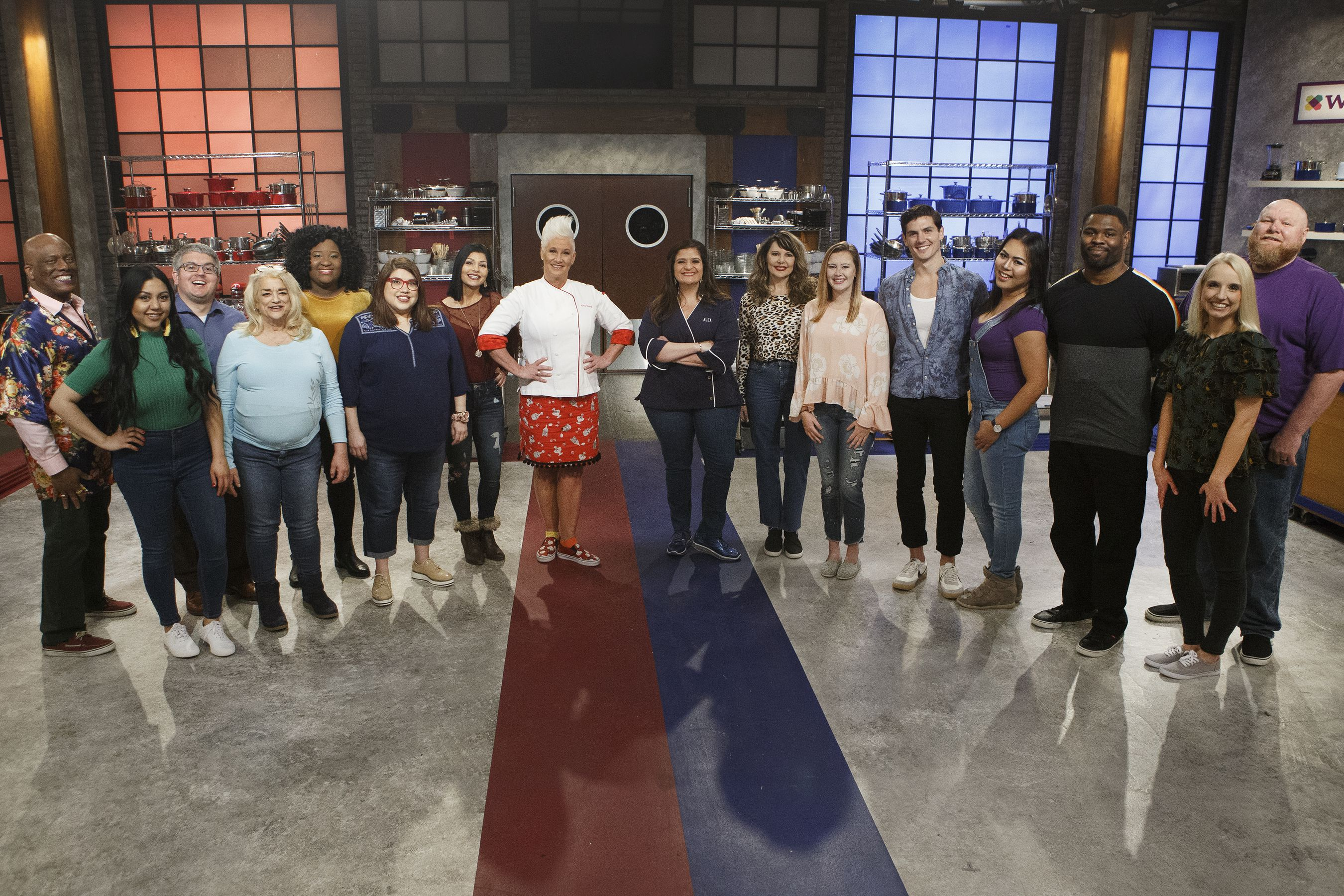 Cny Woman To Appear On Worst Cooks In America With Anne Burrell Syracuse Com