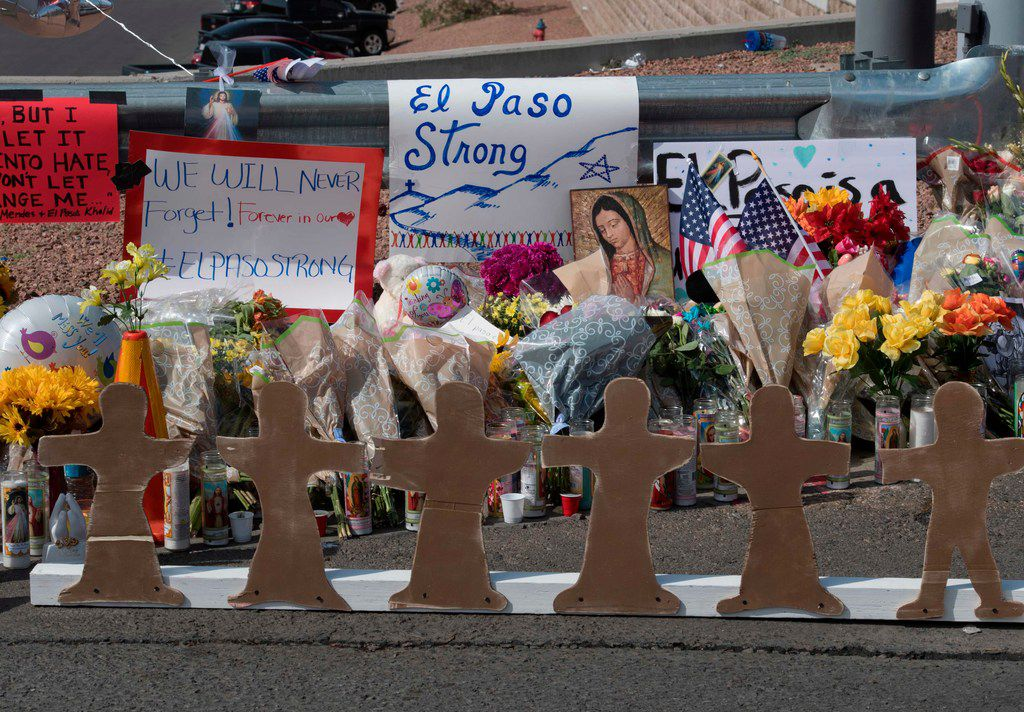 El Paso massacre suspect drove 10 hours from Allen before