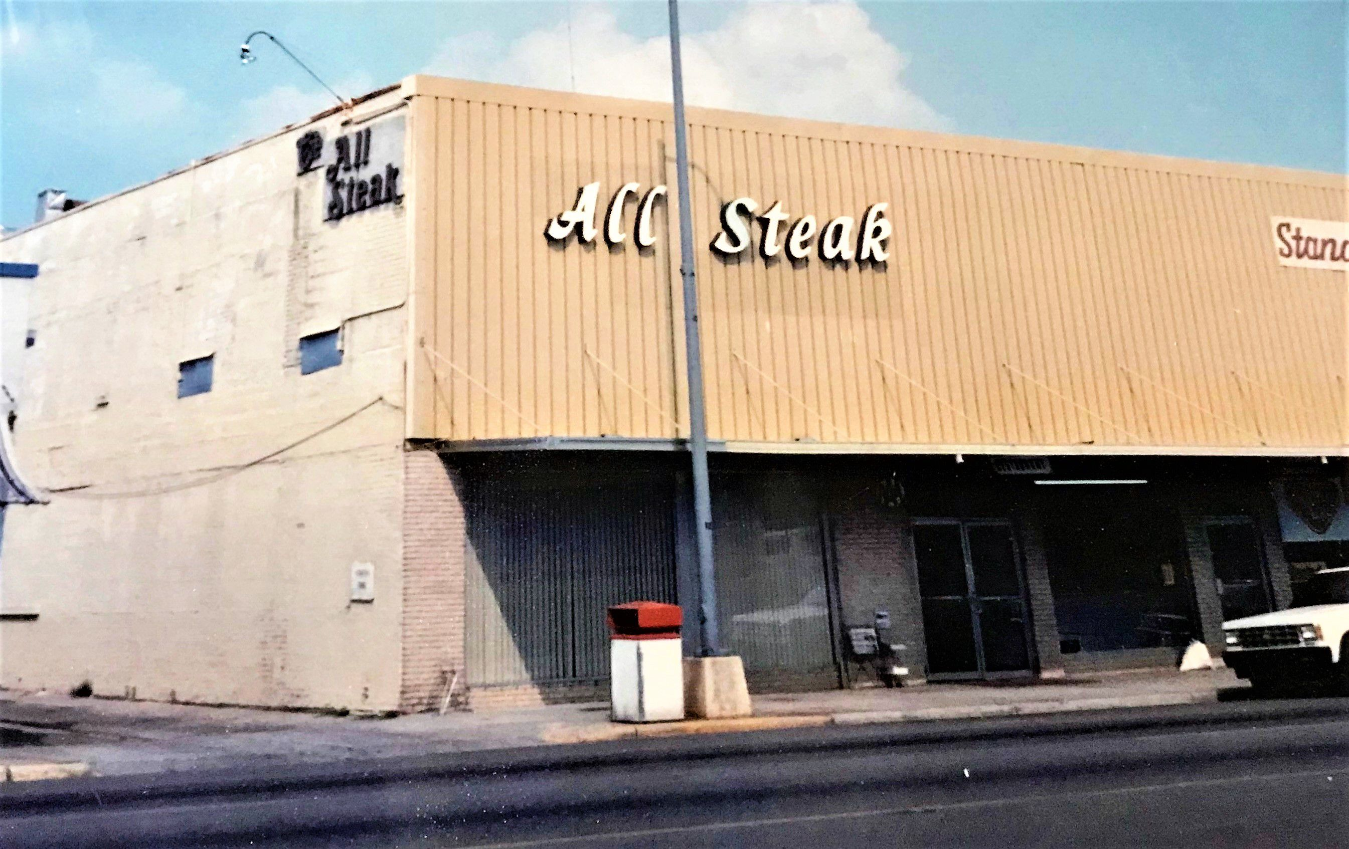 Reviving An Alabama Classic At The All Steak Restaurant In