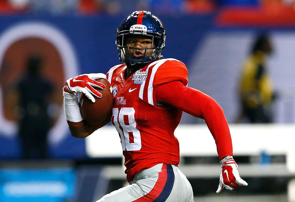 Report: Cowboys held workout with Ole Miss' Cody Core, a WR who ...