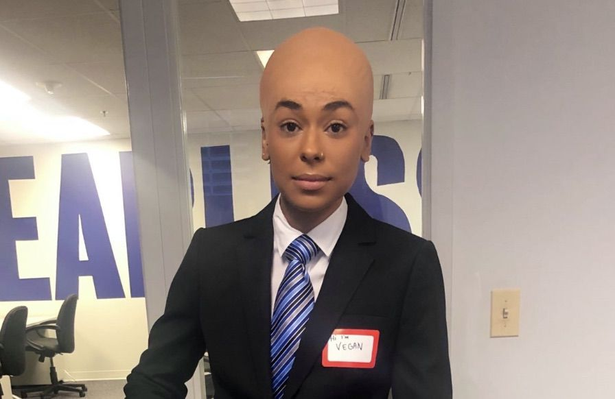Check Out This Cory Booker Costume From A Kamala Harris Staffer Nj Com