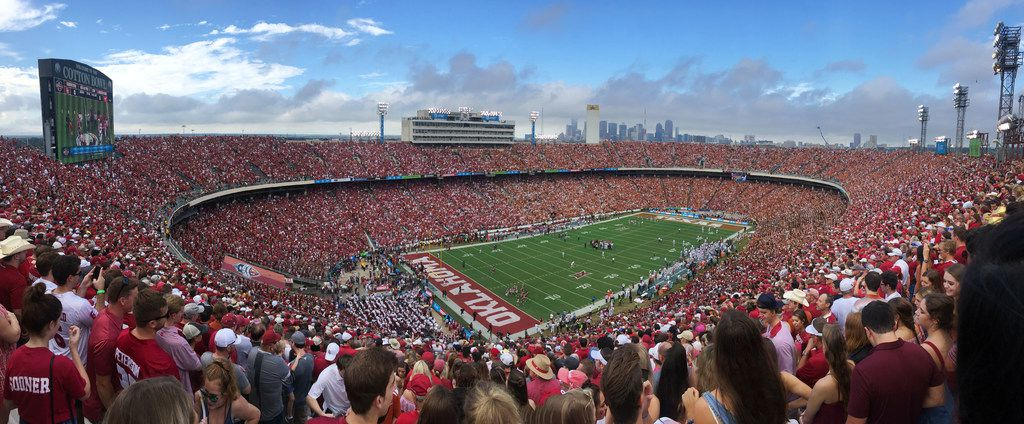 Key 2019 college football games: Oddmakers warming up to A&M, Texas; is  confidence in Oklahoma dropping?