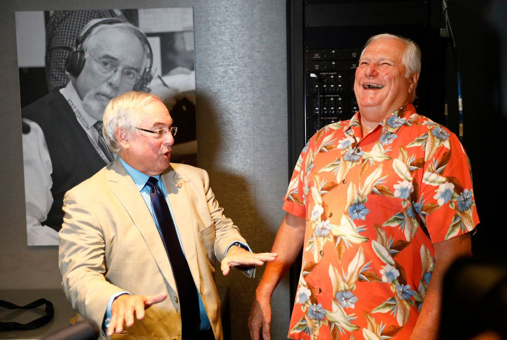 Cowboys celebrate 'Voice of the Cowboys' hitting 40 years