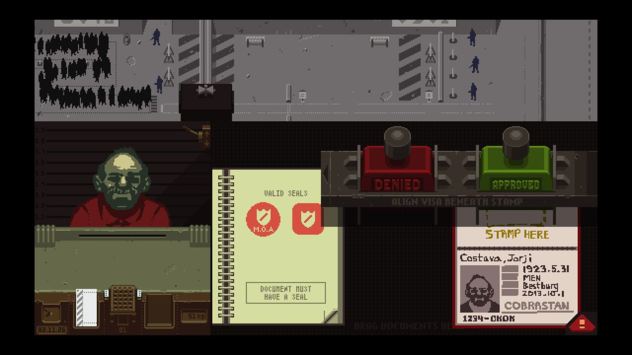 Could a video game about processing paperwork change your