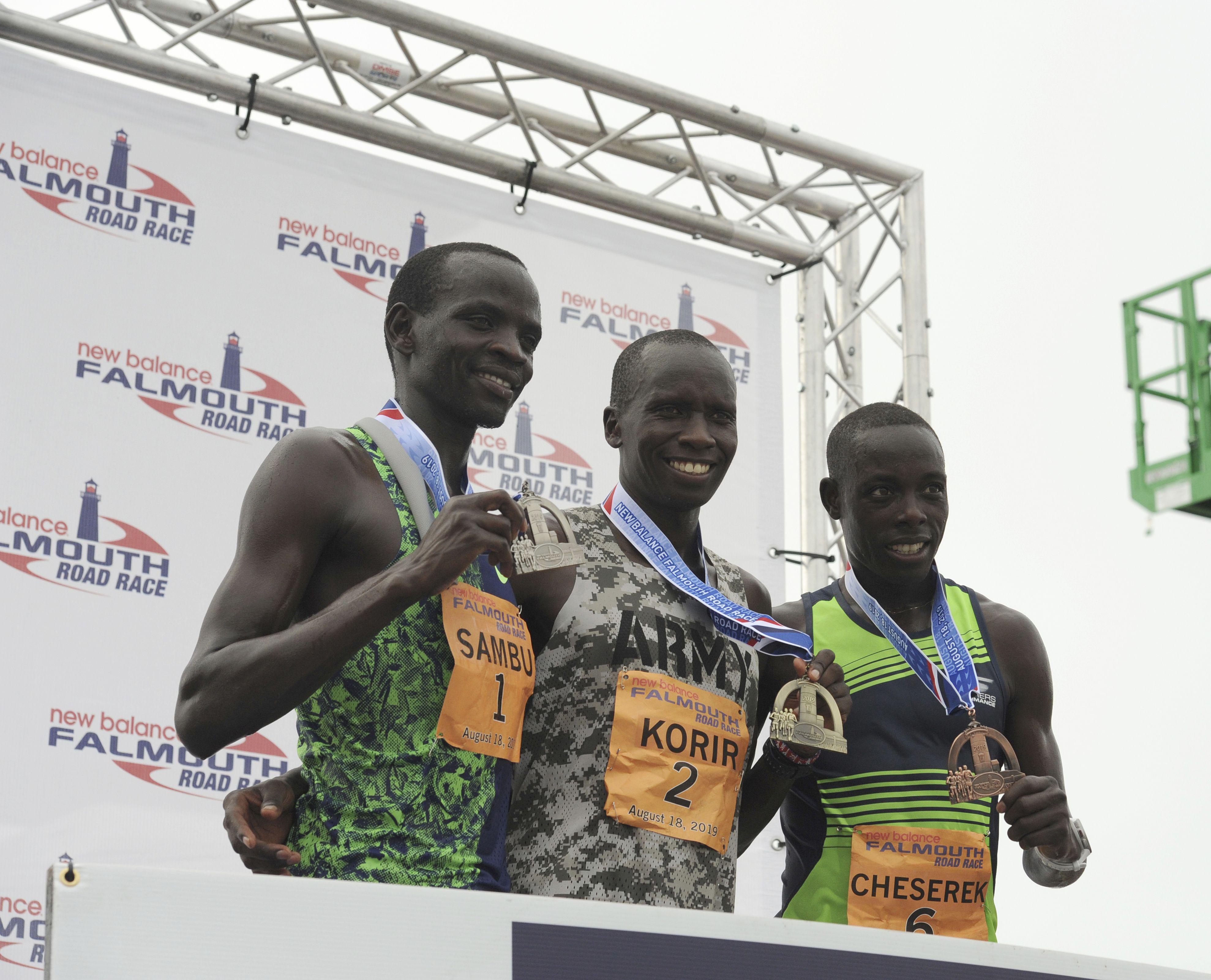 Leonard Korir, Sharon Lokedi capture first-place finishes at