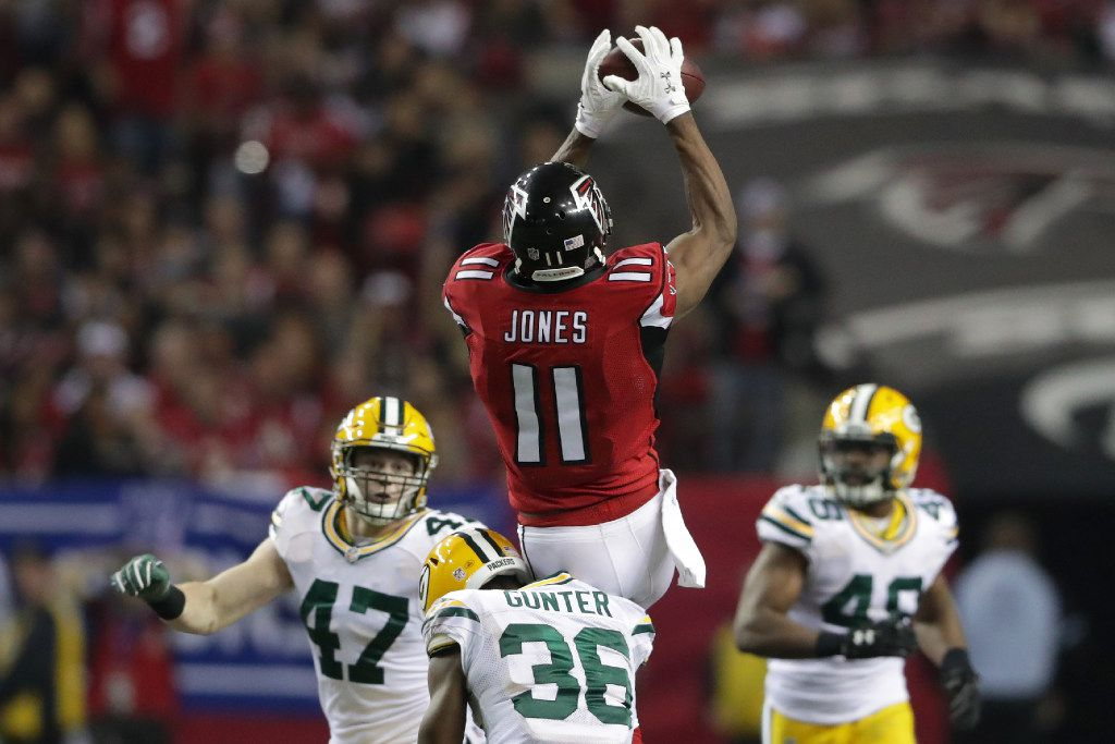 Mosley Dez Bryant Is Not On The Same Level As Julio Jones