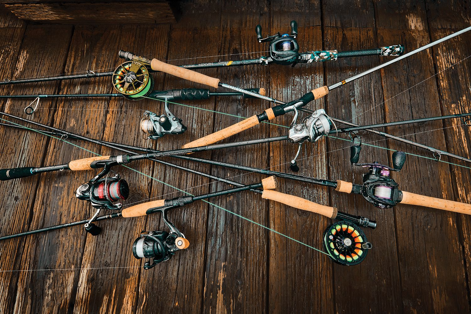 Tackle Test The Best New Fishing Rods And Reels For 2020 Ranked And Rated Outdoor Life